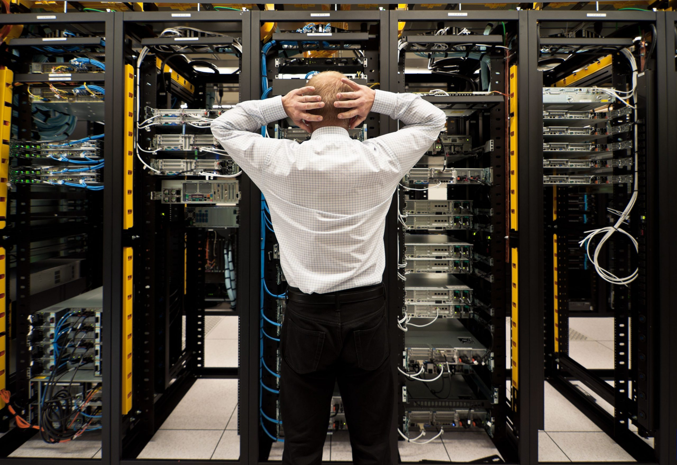 Why is Disaster Data Recovery Important for Your Small Business?